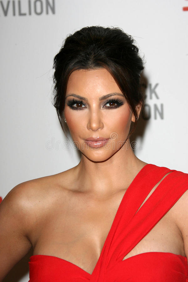 Kim Kardashian images stock