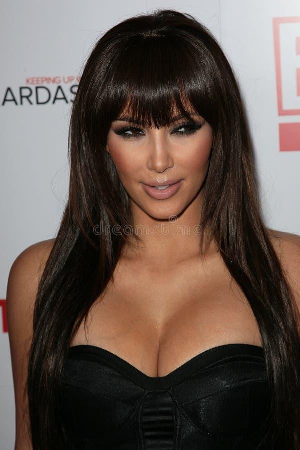 Download Kim Kardashian editorial stock image. Image of crowd - 25825194