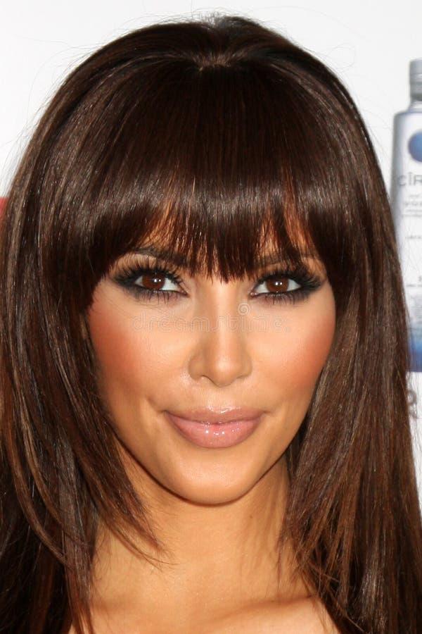 Kim Kardashian photos libres de droits