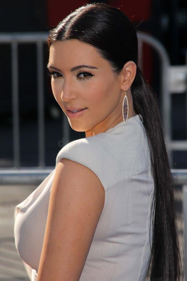Kim Kardashian arkivfoton