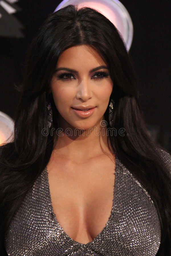 Kim Kardashian photos stock