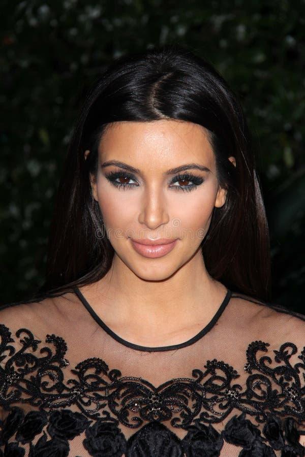 Kim Kardashian photographie stock