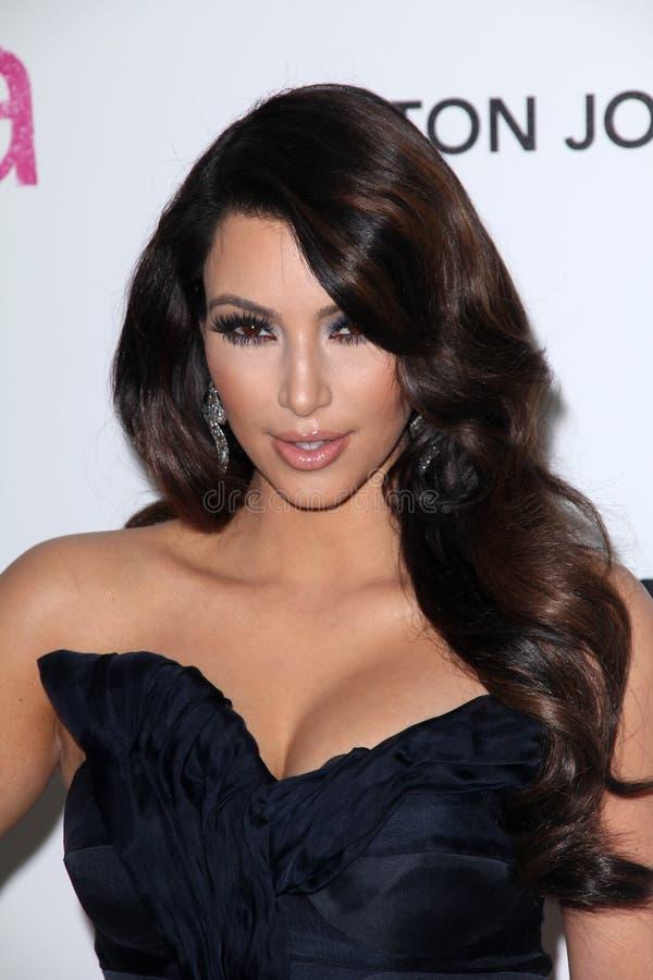 Kim Kardashian photo libre de droits