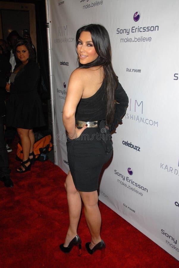 Kim Kardashian, recherche images stock