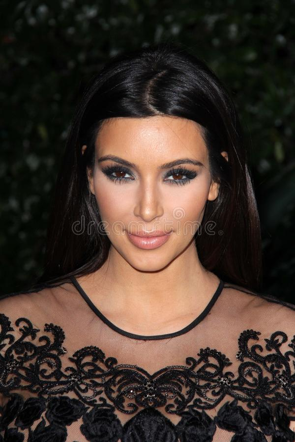 Kim Kardashian. At the Topshop Topman LA Opening Party, Cecconis, West Hollywood, CA 02-13-13 stock photography