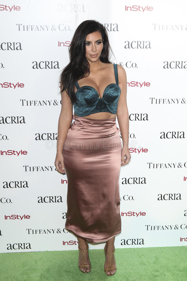 Kim Kardasian photos stock