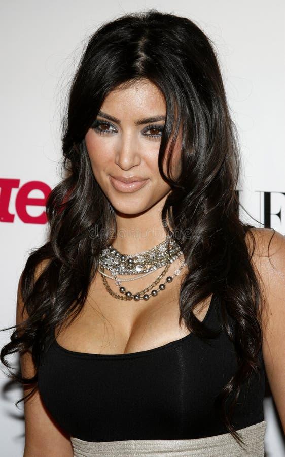 Kim Kardasian fotos de stock royalty free