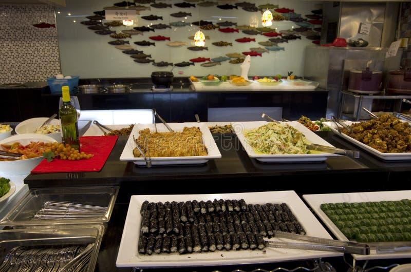 Kimbap korean sushi royalty free stock photography