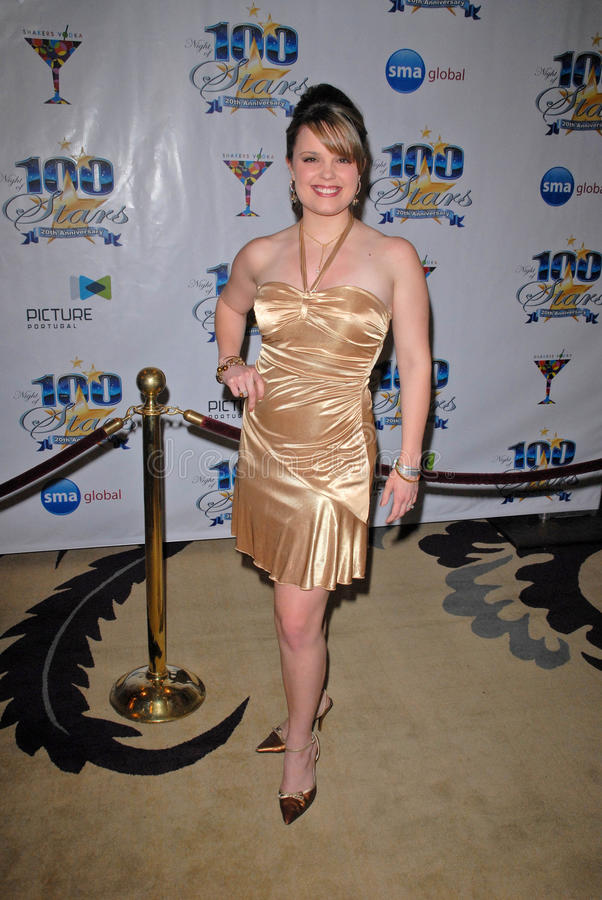 Kimberly J Brown. Kimberly J. Brown at the 2010 Night of 100 Stars Oscar Viewing Party, Beverly Hills Hotel, Beverly Hills, CA. 03-07-10 royalty free stock image