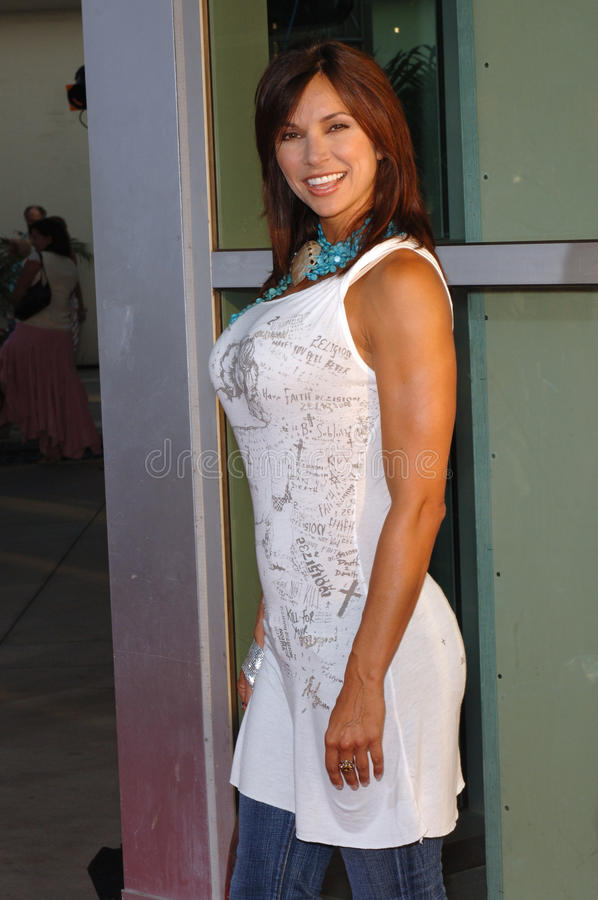 Kimberly Page. Actress KIMBERLY PAGE at the world premiere of 40 Year-Old Virgin, at the Arclight Theatre, Hollywood. August 11, 2005 Los Angeles, CA 2005 Paul stock photos