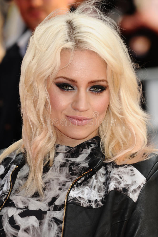 kimberly wyatt royaltyfria bilder