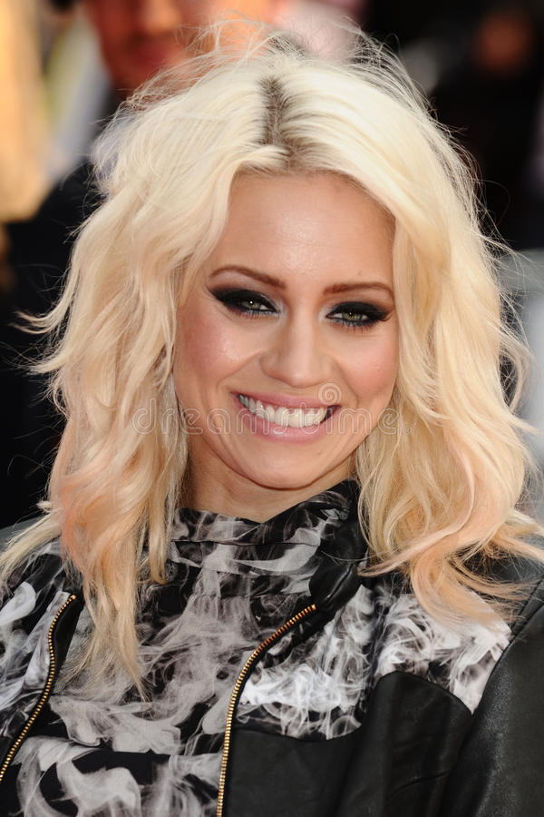 kimberly wyatt royaltyfri bild