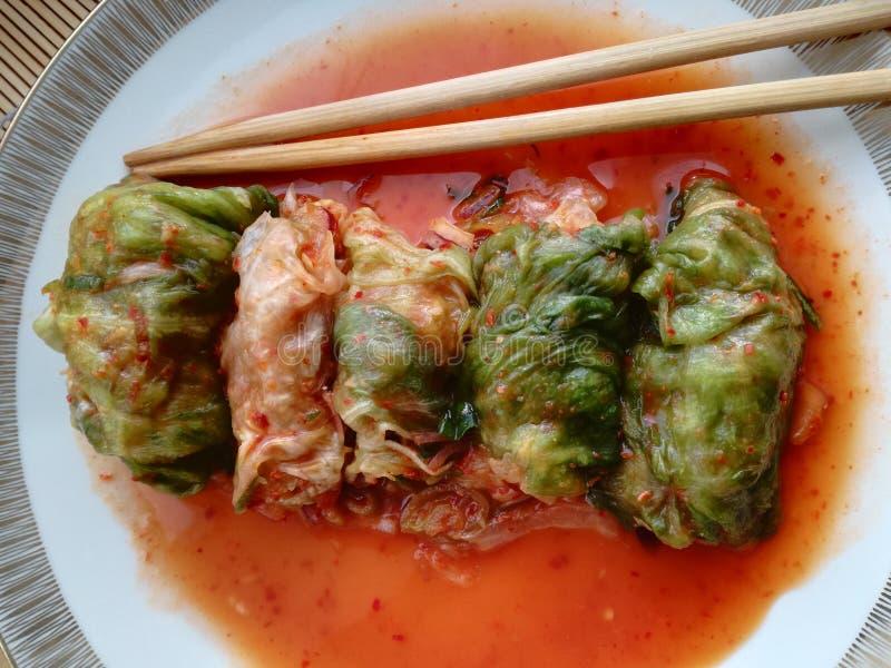 Kimchi στοκ εικόνες