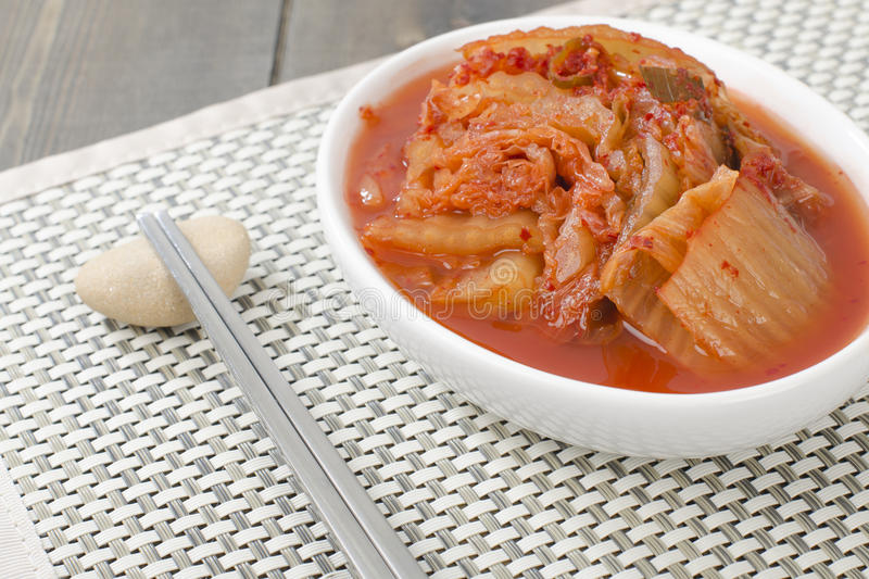 Download Kimchi stock photo. Image of meal, breakfast, up, seoul - 27693488
