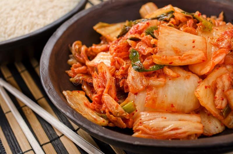Kimchi стоковая фотография rf