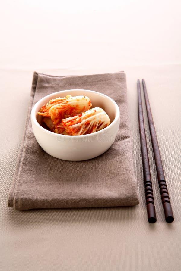 Kimchi royaltyfri bild
