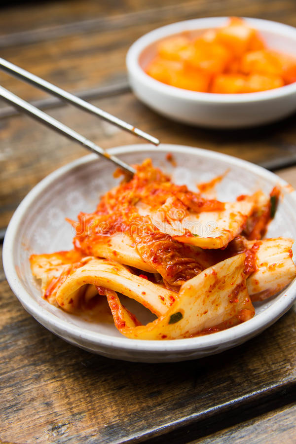 Kimchi стоковое фото rf