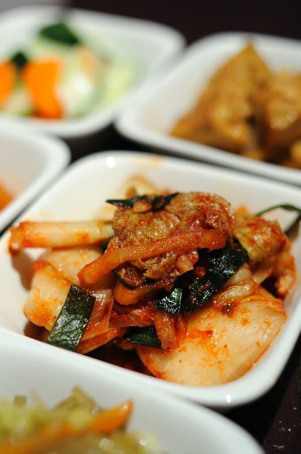 Kimchi coreano foto de stock royalty free