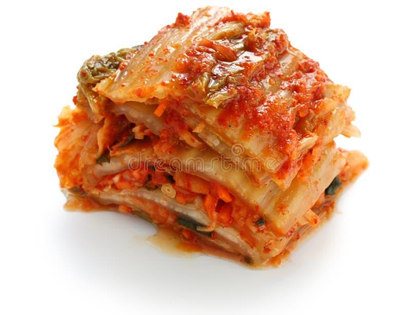 Kimchi, Koreaans voedsel royalty-vrije stock fotografie