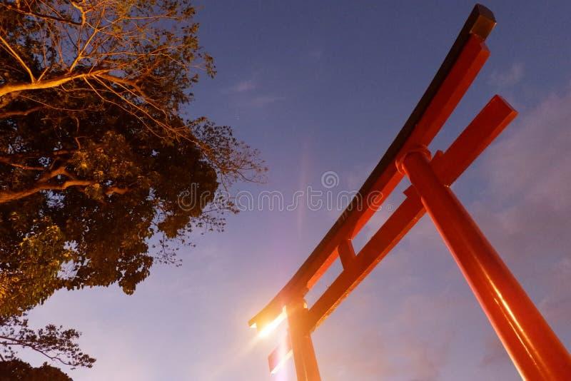 Kimi No Na Wa Resemblace royalty-vrije stock afbeelding