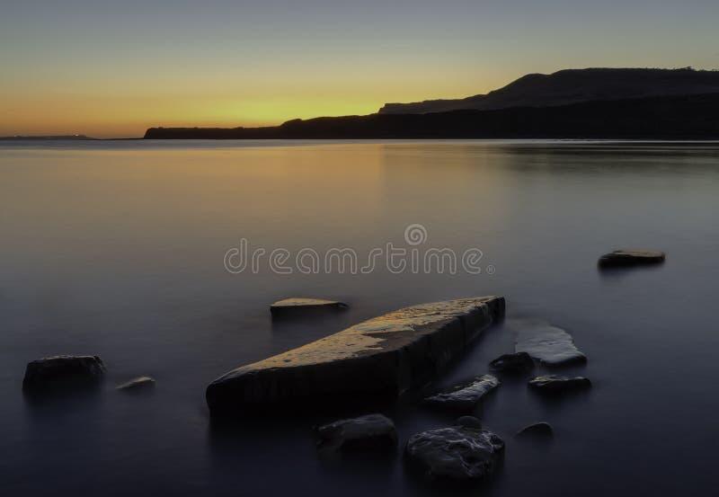Kimmeridge, Dorset, England stock image
