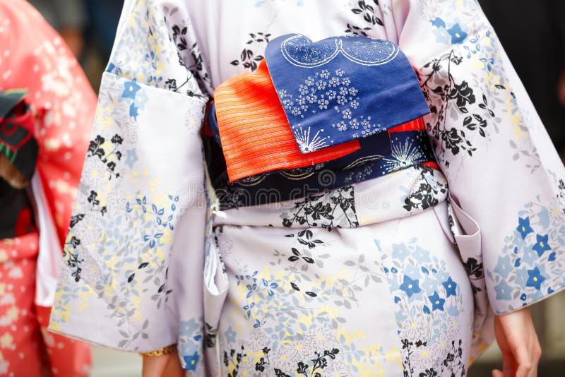 kimono obrazy royalty free