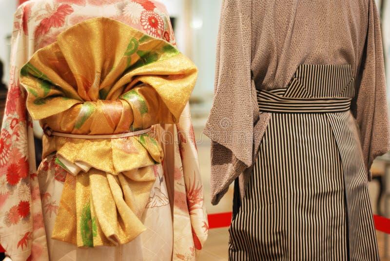 Kimono royalty-vrije stock foto's