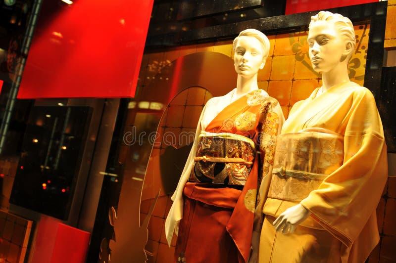 Download Kimono fashion stock image. Image of shops, luxurious - 23715701