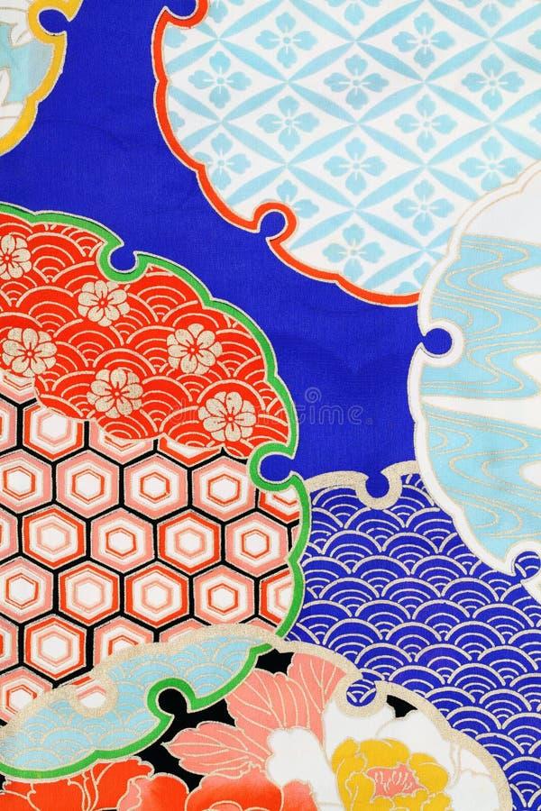 Download Kimono pattern stock image. Image of clothing, flowers - 25602125