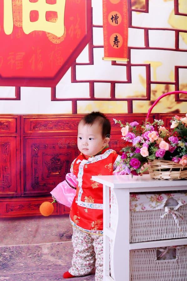 Kina dockor royaltyfria foton