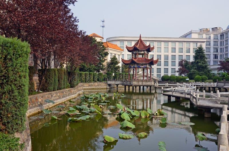Kina konstspecific royaltyfri fotografi