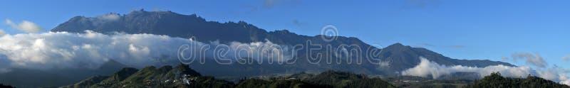kinabalu góra obraz stock