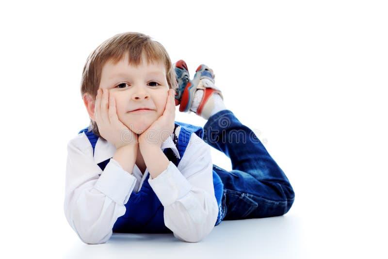 Kind lizenzfreies stockfoto