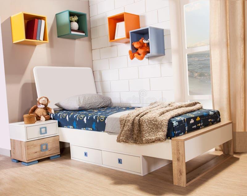 Kind-` s Rauminnenraum lizenzfreies stockbild