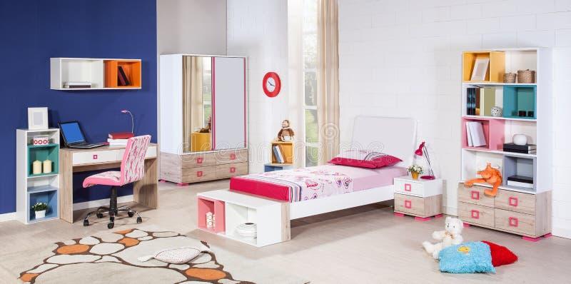 Kind-` s Rauminnenraum lizenzfreies stockfoto