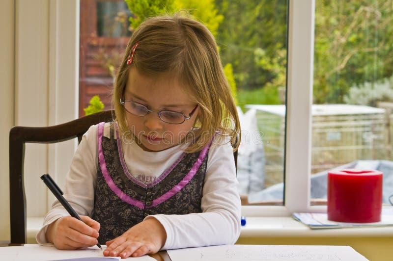 Kind-Zeichnung stockfotos