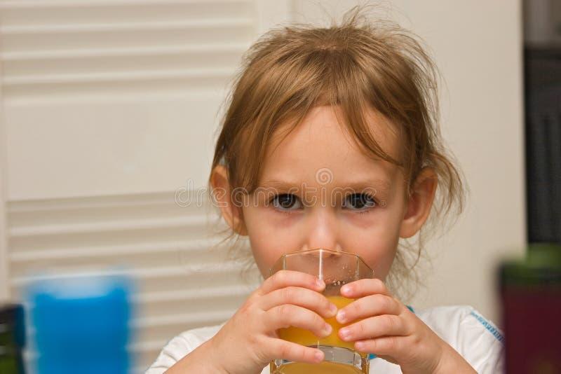 Kinder 07 Polina Lizenzfreie Stockfotografie