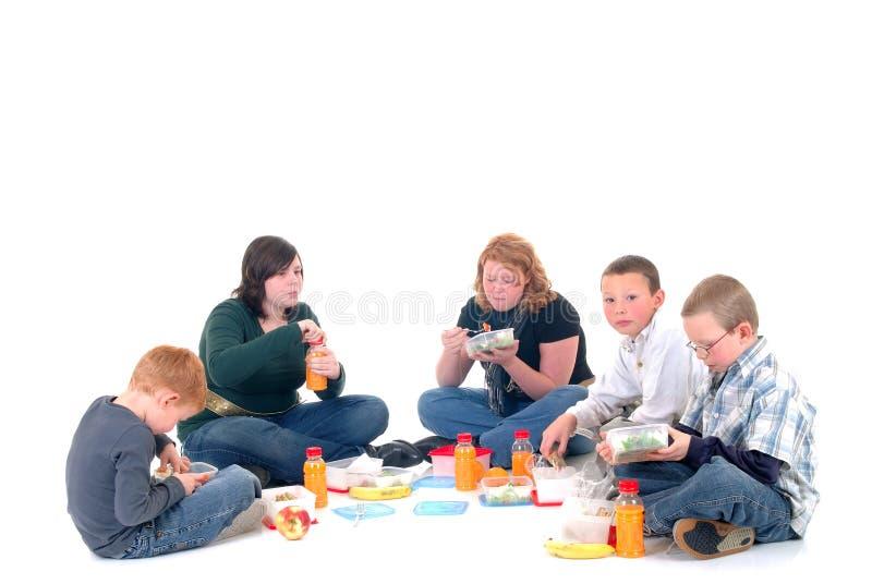 Kinderen, broers en zusters royalty-vrije stock afbeeldingen