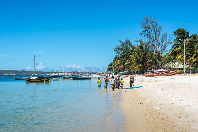 Kinderen van Madagascar royalty-vrije stock fotografie