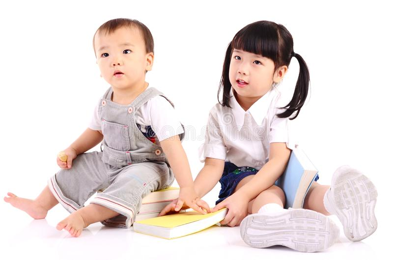 Kindererziehungskonzept stockfoto