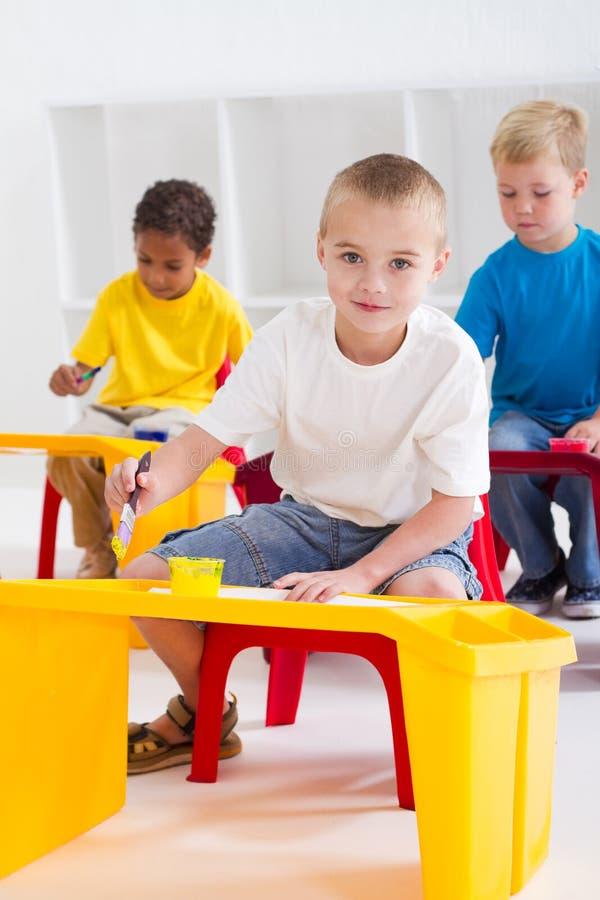 Kindergarten stockbilder