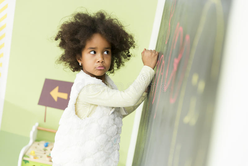 kindergarten photo libre de droits