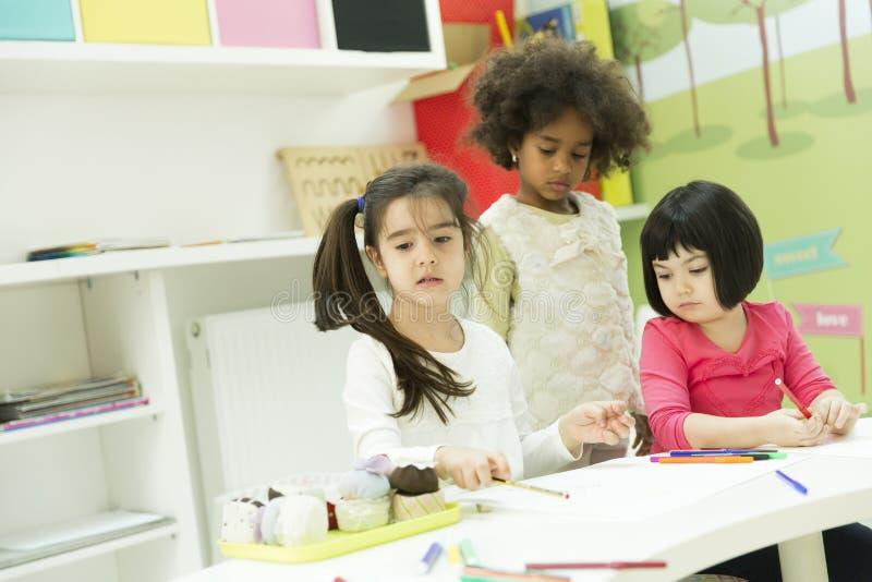 kindergarten στοκ φωτογραφίες με δικαίωμα ελεύθερης χρήσης
