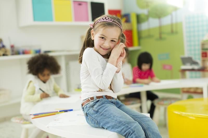 kindergarten στοκ εικόνες