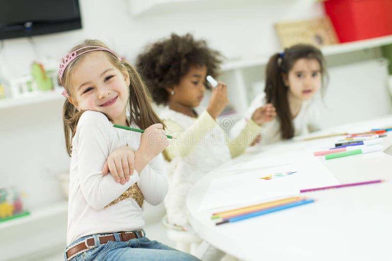 kindergarten στοκ εικόνες με δικαίωμα ελεύθερης χρήσης
