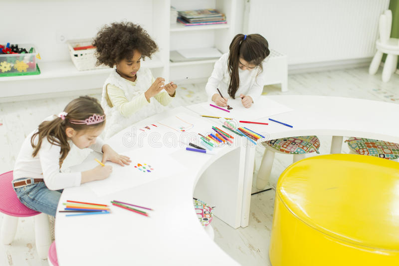 kindergarten lizenzfreie stockbilder