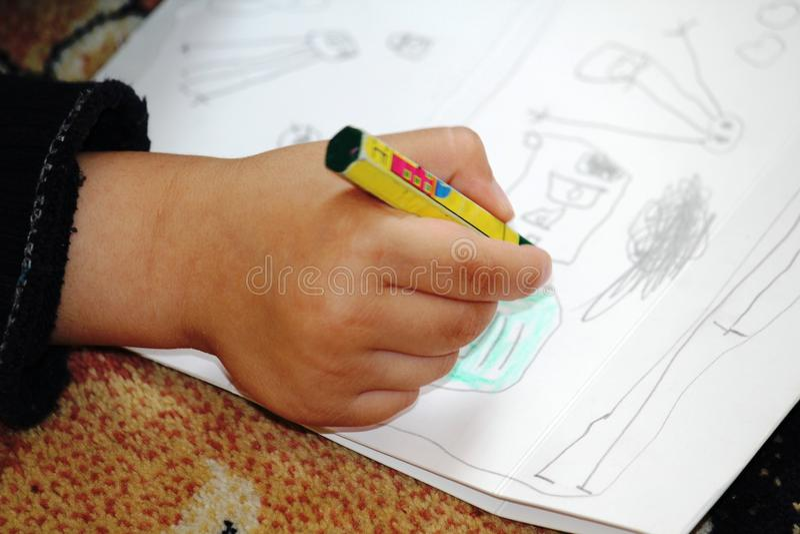 kindergarten images libres de droits