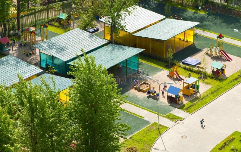 kindergarten imagen de archivo