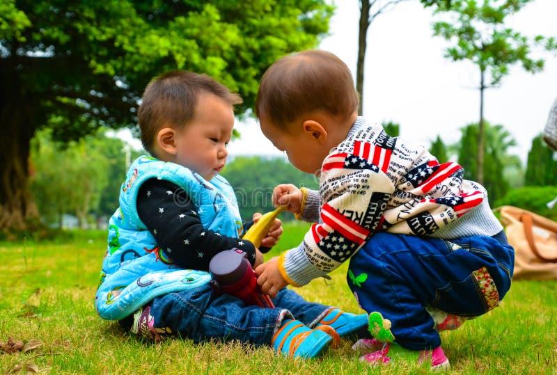 Kinderroblebensmittel stockfotos