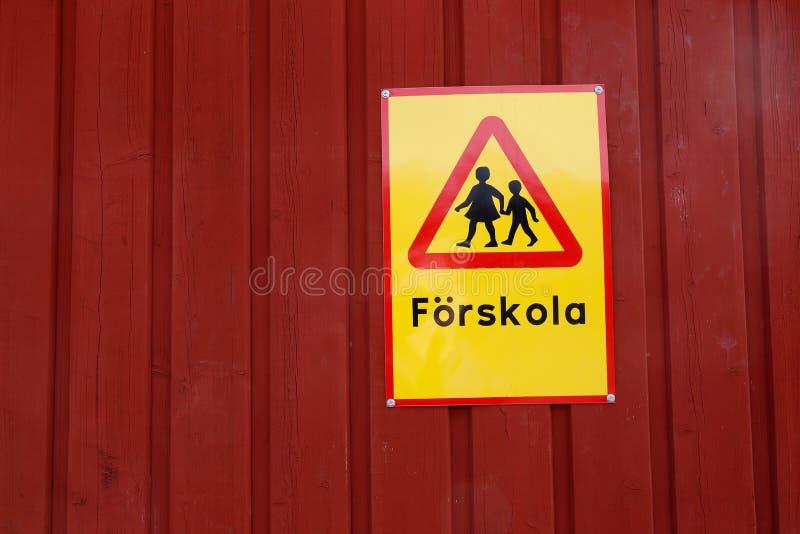 Kindertagesstätte lizenzfreie stockfotografie